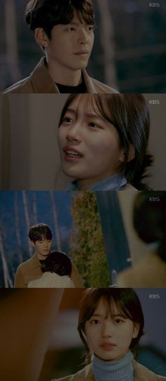 [Spoiler] Added episode 16 captures for the #kdrama 'Uncontrollably Fond'