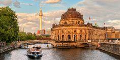 Urlaub heute buchen und sparen: Städtereise Berlin