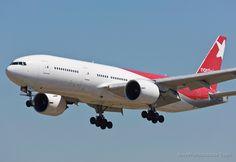 QBO / Nordwind Airlines Boeing 777-21B(ER) VP-BJB / BCN