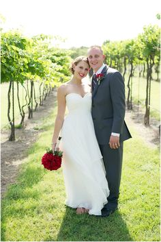 Vineyard Summer Wedding - Wales Manor Winery & Vineyard, McKinney, Texas