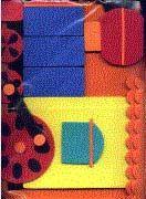Mural Trenzinho dos Números em EVA - ISBN