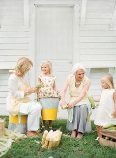 V6 Sweet Corn Sweethearts Southern Weddings Styling A