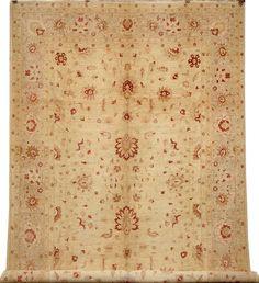 Beige Oushak Carpet/Rug No. 4937   http://www.alrug.com/4937