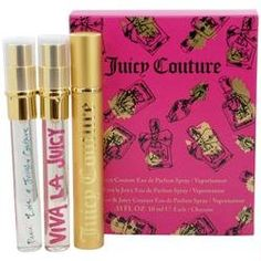 Juicy Couture Variety Gift Set Juicy Couture Variety By Juicy Couture