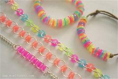 Midweek DIY: 5 Hama/Perler Bead Bracelets