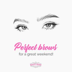 Having a perfect brows is good enough to satisfy your great weekend!  Contact us at:  104 Jurong East St.13 #01-102 ☎ 65673568  Marine Parade Central ☎ 98593982  Orchard Gateway #B2-01 ☎ 67023062  Follow us at IG: https://www.instagram.com/thebeautyrecipe