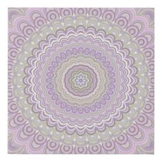 Decorate your walls with Mandala canvas prints from Zazzle! Choose from thousands of great wrapped canvas to beautify your home or office. Bedroom Decor, Wall Decor, Wall Art, Mandala Canvas, Pastel Floral, Canvas Art Prints, Wrapped Canvas, Outdoor Blanket, Tapestry