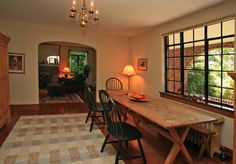 DOYLESTOWN – 4530 Old Easton Rd   Enchanting clinker brick cottage style on 2.5 Acres. Built in 1932 with 2,504 interior square feet. Include a spacious covered front porch with beautiful brick arches, and a rear flagstone patio, hidden secret room, charming breakfast nook off kitchen, formal dining room, hardwood floors, music room, living room with arched brick fireplace, Library, full bath and first floor bedroom (or office), spacious loft, large sitting room, huge walk-in closet, full…