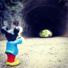 Tunnel piéton | Flickr - Photo Sharing!