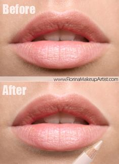 Lips can make or break your look!