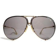 e336de360d7b2 Best Summer Accessories 2017 2018   Porsche Design by Carrera 5621 Aviator  Sunglasses as seen on Khloe Kardashian