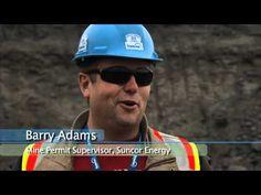 ▶ Discovery of Ankylosaur at Suncor Energy's Millennium Mine - YouTube