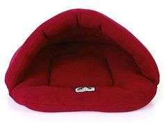 Pet Cat Bed Small Dog Puppy Kennel Sofa Polar Fleece Material Bed Pet Mat Cat House Cat Sleeping Bag Warm Nest XS red *** Find out more about the great product at the image link. Puppy Kennel, Pet Kennels, Pet Puppy, Cave House, Cat Sleeping, Sleeping Bags, Warm Bed, Cat Dog, Pet 1