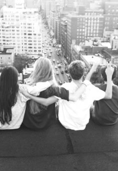 friends. When I am with you there's no place i'd rather be