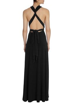 Corwin Multi Tie Dresses | Black CORWIN MULTI TIE DRESS | Coast Stores Limited