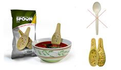 spoons.jpg (1200×700) http://www.ideaconnection.com/inventions/11651-The-Edible-Spoon.html