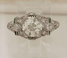 Beautiful. I Love Antique Jewelry