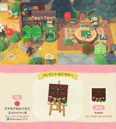 Christmas stall acnh Animal Crossing Pocket Camp, Animal Crossing Game, Christmas Art, Christmas Stockings, Motif Acnl, Animal Crossing Characters, Motifs Animal, Folk, New Leaf