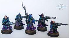 Modelling Eldar Rangers Using Kabalite Warriors Ideas