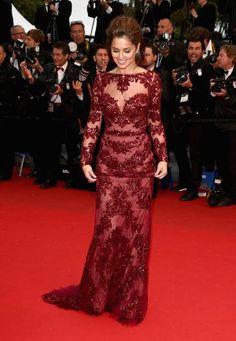 Os 35 vestidos mais bonitos de Cannes como inspiração para madrinhas de casamento