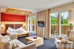 Hüttenzauber-Suite im DolceVita Hotel Feldhof in Naturns