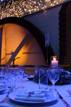 Such a wonderful and lovely wedding at the London Kew Steam Museum of Water and Steam - Katherine & Alistair's wedding London Museums, Projects To Try, Table Decorations, Elegant, Water, Wedding, Home Decor, Classy, Gripe Water
