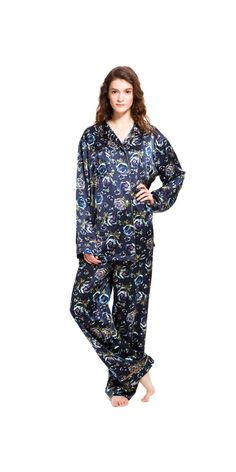 Suno's oversized PJ's, available in cotton or silk. #MadeinNYC