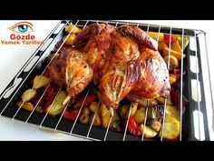 Turkey Recipes, Chicken Recipes, Spatchcock Chicken, Chicken Plating, Dinner Sandwiches, Best Food Ever, Food Videos, Main Dishes, Food And Drink