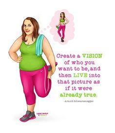 VISION = LIVE