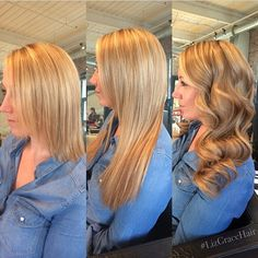 TELL US: When did you first discover Hotheads Hair Extensions? (Follow @_lizgrace on instagram)