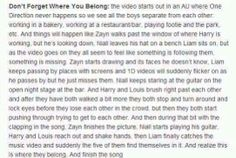 Idea for the Don't Forget Where You Belong video. THEY SHOULD TOTALLY DO THIS!!!!!!!!!!!!!!!!!!!!!!!!!!!!!!!!!!!!!!!!!!!!!!!!!!!!!!!