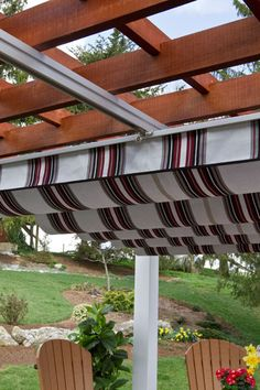 Retractable Awning | Patio Awnings | Country Lane Woodworking