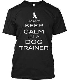 Awesome Dog Trainer Tees & Hoodies   Teespring Love this! Sale going on now!