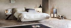L32 Moov - bed  CASSINA  Designer Piero Lissoni