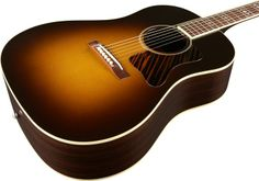 contemporary Gibson Advanced Jumbo reissue
