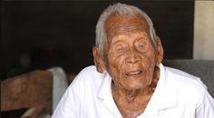 Sabias que el hombre más viejo del mundo tiene 145 años y solo quiere...