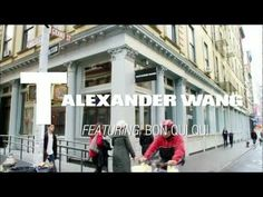 The Spring 2013 T by Alexander Wang video features comedienne Anjelah Johnson reprising her role as Bon Qui Qui, as the newest employee at the Alexander Wang NYC flagship store.      Cameos by Alessandra Ambrosio, A$AP Rocky, Shannan Click, Simon Doonan & Natasha Lyonne.    Director: Gavin McInnes  Cinematography: Rob Gilbert  Editing: Alain Alfaro  Ca...