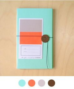 love this color combination (yes, it's similar to some of my stuff, but not exactly! whatever...shh...)