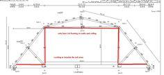 Gambrel roof angles calculator gambrel roof truss for Gambrel roof dimensions