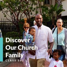 Discover what it means to be part of our church family this weekend at CLASS 101. Find class location near you at saddleback.com/class
