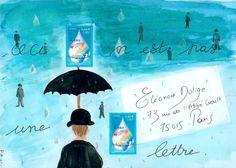 Magritte inspiration .