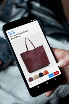 Pin tip: When you spot a Pin with a blue price, that means you can buy it right from your Pinterest app.