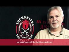 Keyline invests in training and education! Keyline has invested in the training of a new generation of American locksmiths through the donation of its key-copying machines and cloners to the Dallas-based Associated Locksmiths of America (ALOA). In an interview, Jim Hancock, Education Manager ALOA, clearly enthuses about the importance of training the association's students on the best machines the market has on offer, machines that only Keyline can manufacture.