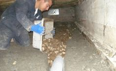 It takes a special kind of work to fix crawl spaces. Making them waterproof is even more difficult, but the results are disastrous if this important aspect is left unattended.