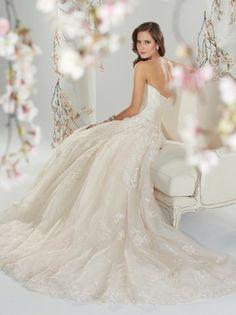 Glamorous Wedding Dresses by Sophia Tolli 2014 - Always in Trend   Always in Trend