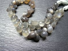 Classy Gorgeous Natural African Multi Moonstone 9 by StarGemBeads