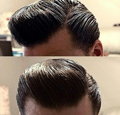 Hair And Beauty Store Quiff Hairstyles, Pompadour Hairstyle, Roll Hairstyle, Classic Hairstyles, Vintage Hairstyles, Hairstyle Men, Hair And Beard Styles, Long Hair Styles, Rockabilly