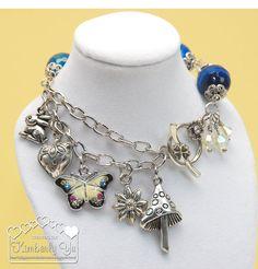 Charm Bracelet Gemstone Bracelet