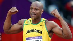Asafa Powell signs with PUMA