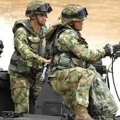 El soldado da la vida por Ud. #MiEjercito